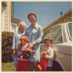 Mom Susie Max Grandma