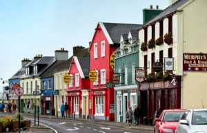 Dingle town photo