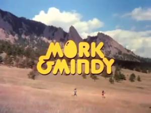Boulder Mork and Mindy