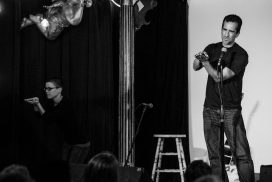 "Five storytellers share their Hijacked tales. Max Langert ""Technology is Hard"""