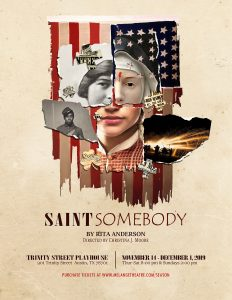 Saint Somebody by Rita Anderson